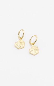 Earrings Suze - Stainless steel earrings
