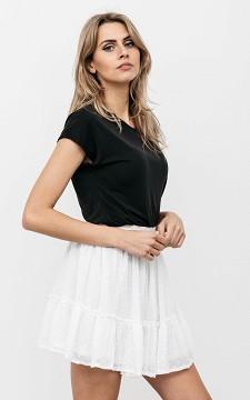 Skirt Emma - Skirt with ruffles
