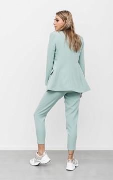 Trousers Kyara - Trousers with a hidden zip
