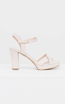 Heels Sofy - Strappy heels