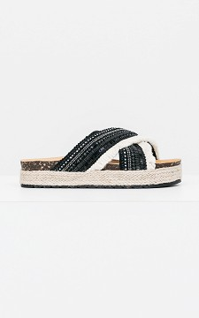 Flip Flop Zoe - Slip-on sandals with beading