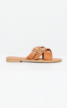 Flip Flop Louisa - Slip-on sandals with buckles