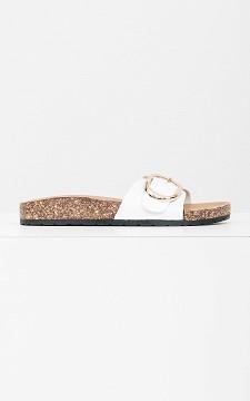 Flip Flop Maaike - Slip-on sandals with buckles