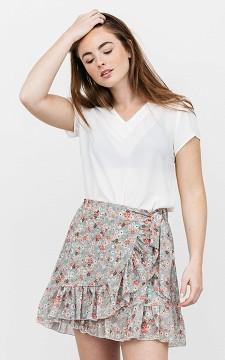 Skirt Senn - Ruffled skirt