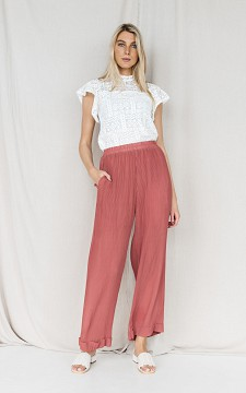 Trousers Lowieke - Loose fitting trousers