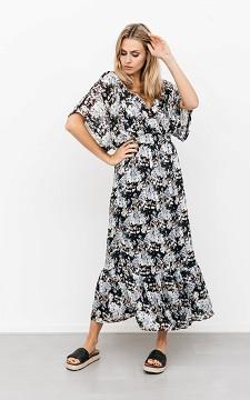 Dress Piet - Patterned maxi dress