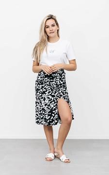 Skirt Mona - Patterned skirt