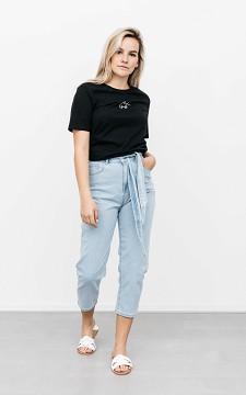 Jeans Ricky - High waist mom jeans