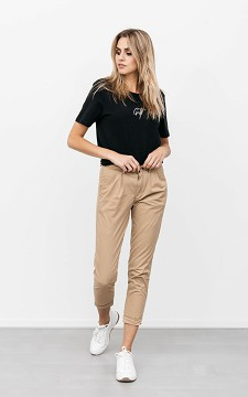 Trousers Levi - Chino style trousers with pockets