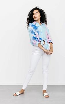 Jeans Kimberly - Mid Waist Skinny Jeans