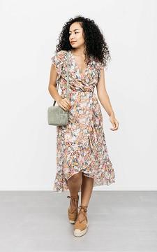 Kleid Katelyn - Farbenfrohes Midikleid