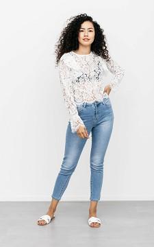 Jeans Elisa - High-waist skinny jeans
