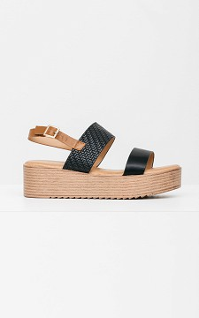 Sandal Pien - Sandals with thick soles