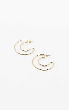 Earrings Willem - Stainless steel earrings