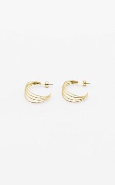 Earrings Mieke - Stainless steel earrings