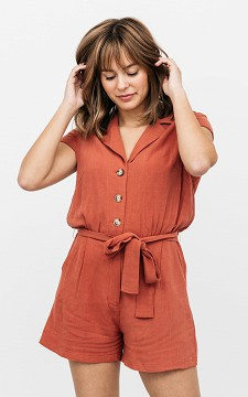 Jumpsuit Rosie - Jumpsuit with buttons