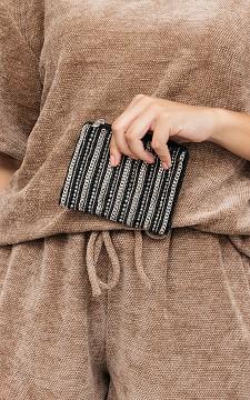 Purse Rosalie - Beaded purse
