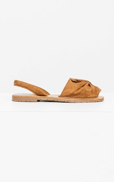 Flip Flop Bibi - Suède look sandals