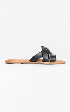 Flip Flop Eva - Leather-look, slip-on sandals