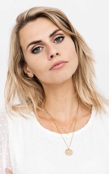 Necklace Davina - Double necklace