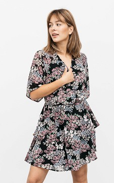 Dress Narissa - Patterned dress