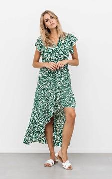Kleid Silene - Lässiges Maxikleid im Zebra-Look