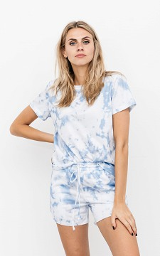 Set Roos - Tie-dye set with shorts