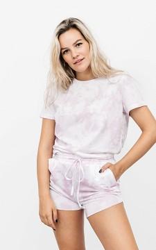 Set Roos - Tie dye set met short