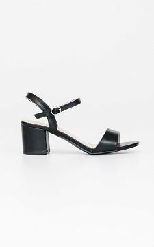 Heels Kaileen - Black heels