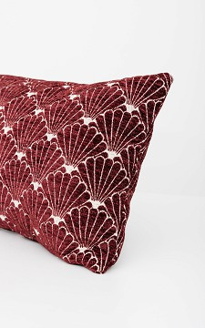 Pillow Shell - Patterned pillow with a zip