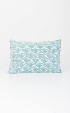 Pillow Esmee - Patterned pillow with a zip