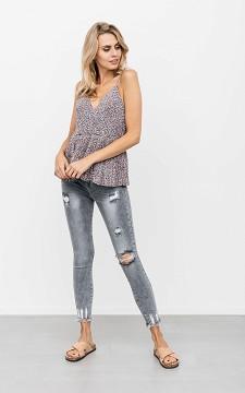 Jeans Carlijn - Destroyed Skinny Jeans