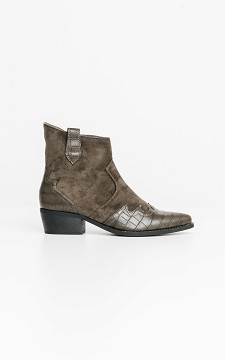 Boot Marije - Ankle boots with pointed noses