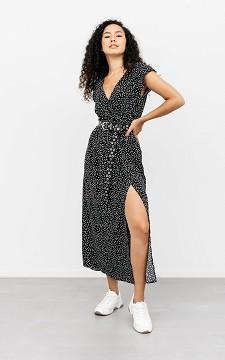 Dress Federieke - Patterned maxi dress