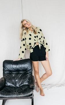 Blouse Loek - Oversized blouse