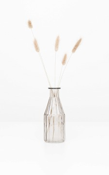 Vase Lola - Clear glass vase