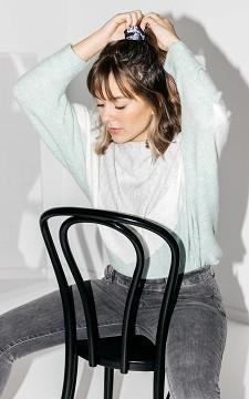 Scrunchie Bernice - Fabric scrunchie