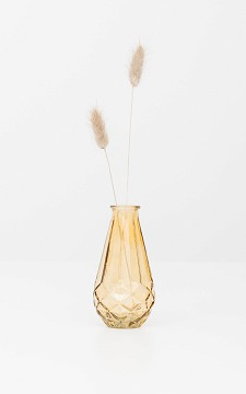 Vase Marian - Clear glass vase