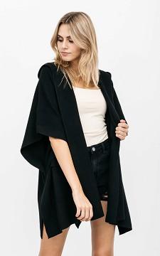 Jacket Amanda - Cardigan with a hood