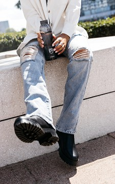 Jeans Mischa - Destroyed jeans