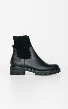 Boot Benthe - Lined boots with fitted sock