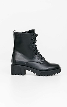Boot Willem - Biker boots with zips
