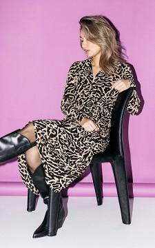 Dress Kimberly - Patterned maxidress