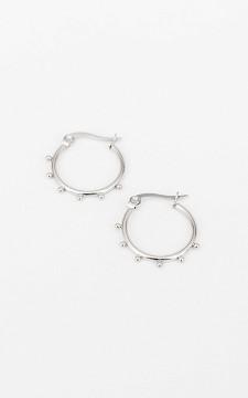Earrings Lieve - Stainless steel earrings