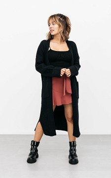 Jacket Chiel - Oversized cardigan