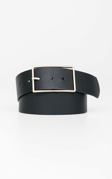 Belt Lotte - Belt with a square buckle
