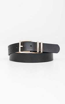 Belt Juul - Belt with a square buckle