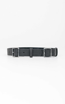 Belt Els - Belt with two buckles