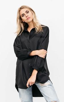 Blouse Mia - Lang model blouse met knoopjes