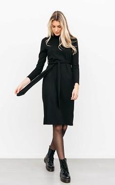 Dress Irma - Turtleneck dress